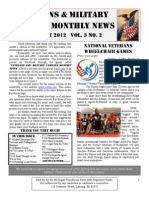 Veterans & Military Families Monthly News-February 2012