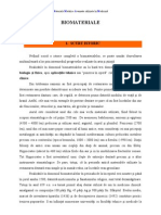 V. Bulancea-Biomateriale