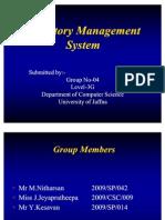 IMS Presentation 02.01.2012