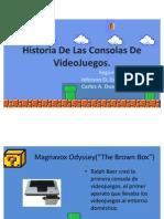 Historia de Las Consolas