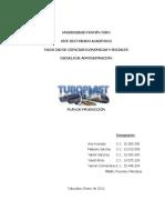 Plan de Producción-TUBOPLAST