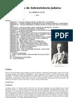 Arnold Leese - A Guerra de Sobrevivencia Judaica - Portugues