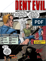Resident Evil 1st Online Comic [English]-Collector