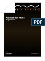 Maxwell for Rhino 2.6.0 Manual