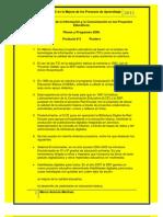 Las Tecnologías de la Información y la Comunicación en los Proyectos Educativos.