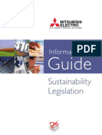 Sustainability Legislation
