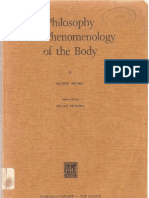 Michel Henry Philosophy and Phenomenology of Body (1965)