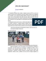 """""""As convicções são esperanças"""" Analisando a tragédia fascista ocorrida em Pinheirinho"""