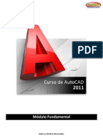 Apostila Auto Cad 2011 - Fundamental - Graphy