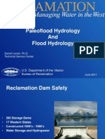 Levish Pa Leo Flood Hydrology and Flood Hydrology