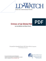 Crimes of a Global Nature