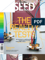 2008 SEED Reality Tests