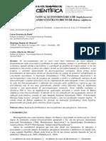 Bidens sulphurea Staphylococus