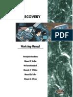 Landrover Manual