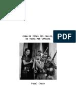 Cuba de Todas Mis Calles de Todas Mis Camisas (Libro Completo)