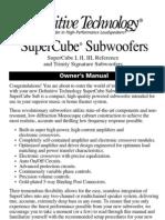 Super Cubes Manual 12909 Read