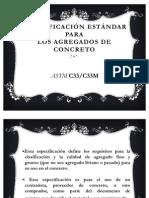 ASTM C33