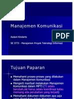 10-Manajemen Komunikasi
