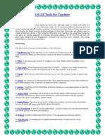100 essential web 2