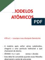 MODELOS ATÔMICOS(1)