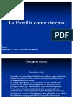 Familia y Terapia Familiar