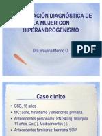 Hiperandrogenismo
