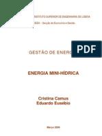Energia minihidrica - isel