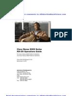 Nexus5000 Nxos Operations Guide