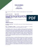 RA 9295(03!05!04) Domestic Shipping Act