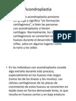 Acondroplastia 1