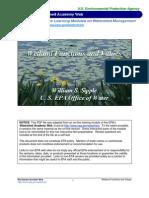 Wetlands Functions