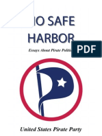 No Safe Harbor - United States Pirate Party