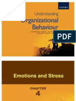 Ch 4 Stress Management and Emotions