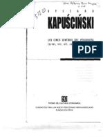 Kapuscinski.los Cinco Sentidos (3)