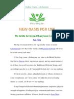 No Debts Between Chanyuan-Celestial