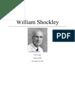 William Shockley