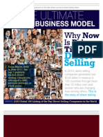 Wall Street Journal Article - Direct Sales Industry