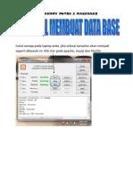 Tutorial Membuat Data Base2
