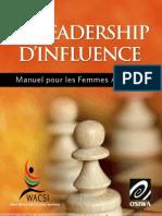 Le Leadership d'influence - Manuel pour les Femmes africaines
