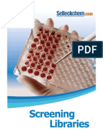 High Throughput Screening| Compound Library | Chemical Library | Screening Library