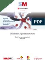 El sector de la Ingeniería en Rumanía