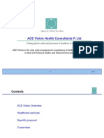 ACE Vison Health Consultants Pvt. Ltd. - Kandiwali