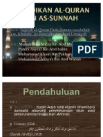 Sejarah Al-Quran Pada Zaman Rasulullah s.a.w, Khulafa' Ar-Rasyidin Dan Bani Umaiyah