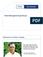 Talent Management Infosys