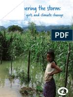 Wheathering the Storm - Adolescent Girls and Climate Change