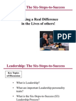 Leadership the Six-steps-To-success 119