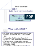 Iec62275 Cable Ties
