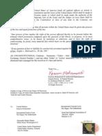 Notice of Default Exhibit D