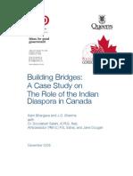 Building Bridges Indo Canada