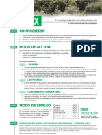 Acemix Leaflet